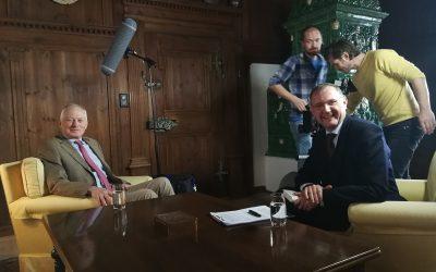 "Making of ""Habsburgs Adel – die Liechtenstein"""