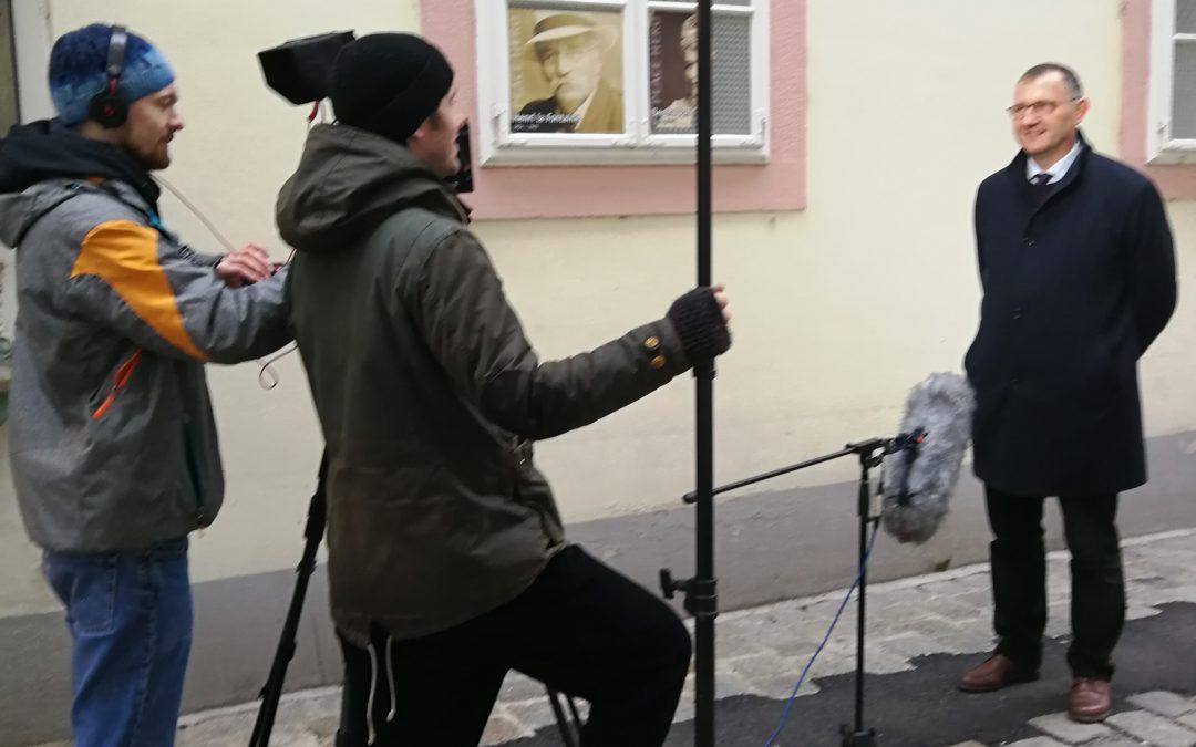 """Interview für """"Wien, wie es einmal war"""""""