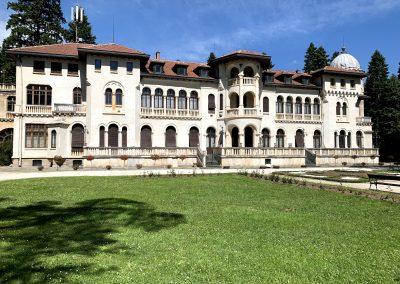 Vrana-Palast in Sofia