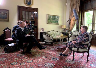 Interview mit Prinzessin Maria Luisa